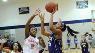 Loch Raven vs. Overlea girls basketball [Pictures]