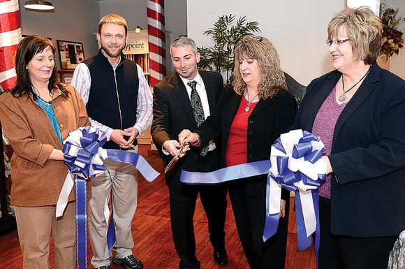 Double ribbon cutting