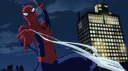 "With the Season 2 premiere of ""Ultimate Spider-Man"" coming Monday, Disney XD and Marvel have released a trailer for the animated series."