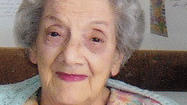 Rose Marie(DePetro) Kowalczyk, 99, Siemon's Lakeview Manor Estate, Somerset, formerly of Boswell, died Jan. 16, 2013, at  In-Touch Hospice House, Somerset. Born on Dec. 26, 1913 in Seward. Daughter of Frank Sr. and Marie (Cannoni) DePetro. Preceded in death by parents, husband Chester A. Sr. on Sept. 29, 1992, son Donald, sister Carmella Montanaro, brothers James, Frank Jr., Joseph and Tony DePetro. Survived by children Chester A. Jr., Somerset and Mary Kay married to Kenneth W. Johnson, Boswell; grandchildren Brian and Douglas Kowalczyk, both of Redondo Beach, Calif., Kenneth W. Johnson II, Boswell and Kristin Johnson, Philadelphia and fiance Eric Fleming, West Chester; daughter-in-law Catherine (Jackson) Kowalczyk, West Chester; and sisters Catherine DePetro, Northern Cambria; and Ann Perigo, Aurora, Ohio; and numerous nieces and nephews. Member of All Saints Catholic Parish. Retired employee of former Dorfman & Hoffman Garment Factory, Boswell. A former volunteer chairwoman for theMarch of Dimes. Rose enjoyed spending time with her grandchildren, gardening and tending to her roses. Viewing from 2 to 4 and 6 to 8 p.m. Friday at Hoffman Funeral Home & Cremation Services, 409 Main Street, Boswell, where a vigil for the deceased will be held 3 p.m. Friday. Funeral Mass 10 a.m. Saturday at All Saints Church, Boswell with Rev. Fr. Justin A. Ratajczak, celebrant. Committal St. Stanislaus Cemetery, Boswell. To express condolences, make a donation, light a candle or order flowers, visit HoffmanFuneralHomes.com.