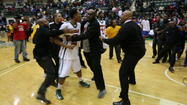 Video: Simeon basketball game against Morgan Park ends in melee