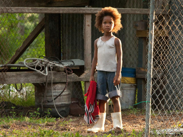 "Quvenzhane Wallis, 9, stars in ""Beasts of the Southern Wild."" Wallis is among the best actress Oscar nominees for the 85th Academy Awards. MCT Photo"