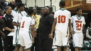 Morgan Park missed an opportunity to force overtime by calling a timeout it didn't have with 12.7 seconds left Wednesday night.