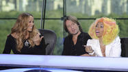 'American Idol' season 12 premiere, Nicki and Mariah spar in New York