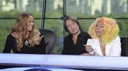 'American Idol' season 12 premiere, Nicki and Mariah spar in New York