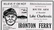 A history of the Ironton Ferry