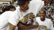 2002: UConn Women's Basketball wins Big East Championship