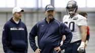 The Jacksonville Jaguars hired Seattle Seahawks defensive coordinator Gus Bradley as head coach Thursday.