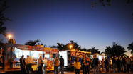 "About 30 food trucks will congregate 6-9 p.m. Tuesday in the west parking lot of <a href=""http://www.seminolecoconutcreekcasino.com/"" target=""_blank"">Seminole Casino Coconut Creek</a> at the corner of 441 and Sample Road."