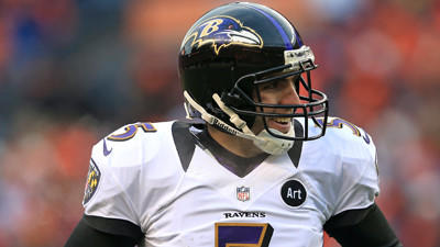Ravens QB Joe Flacco picks apart passive defenses