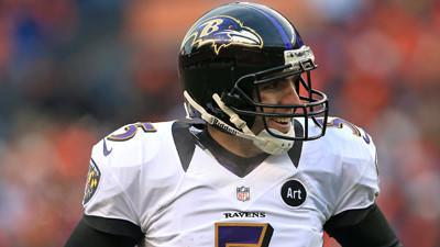 Ravens QB Joe Flacco picks apart passive defenses