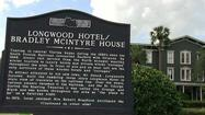 Haunted hotel listed for $2.2 million