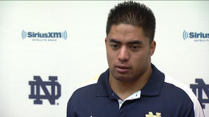 When will we hear from Te'o?