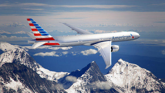 American Airlines announces a new logo and livery for its planes.