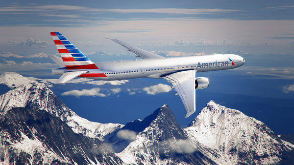 American Airlines announced a new logo and livery for its planes.