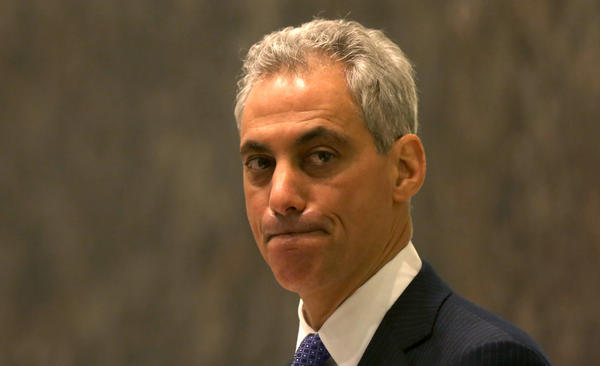 Mayor Rahm Emanuel, at today's Chicago City Council meeting, sent the Council a proposal to increase the potential jail time for certain gun violations in Chicago.