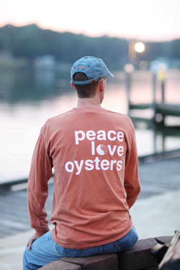 Be the Bay online store features t-shirts with slogans that promote the health, food and beauty of the Chesapeake Bay.