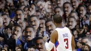 MINNEAPOLIS, Minn. – While Chris Paul was getting his bruised right kneecap worked on in the training room Thursday morning, Caron Butler was on the Target Center court participating in the Clippers' shoot-around.
