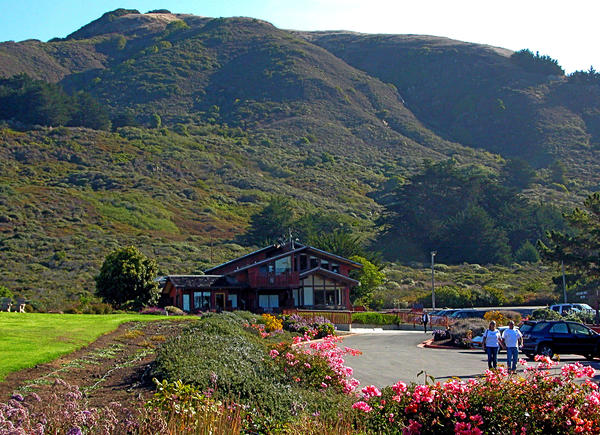 The 17-acre Ragged Point Inn & Resort sits at the south end of the Big Sur coast, about an hour's drive from San Luis Obispo. Founded in the late 1950s by Wiley and Mildred Ramey, the inn began as a two-room motel on a lonely stretch of highway.