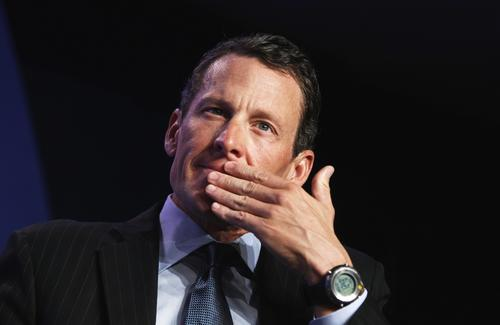 Lance Armstrong, founder of the LIVESTRONG foundation, takes part in a special session regarding cancer in the developing world during the Clinton Global Initiative in New York in this September 22, 2010, file photo. Armstrong, the American cyclist at the center of the biggest doping scandal in the sport's history, may admit he used performance-enhancing drugs during his career, the New York Times reported in Saturday's editions, citing unidentified sources, January 5, 2013.
