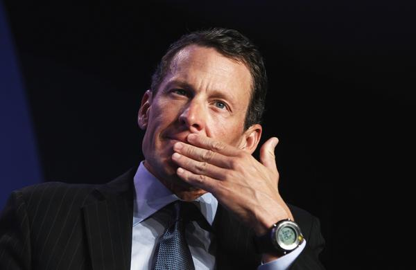Sports Scandals Through The Years: Lance Armstrong, founder of the LIVESTRONG foundation, takes part in a special session regarding cancer in the developing world during the Clinton Global Initiative in New York in this September 22, 2010, file photo. Armstrong, the American cyclist at the center of the biggest doping scandal in the sports history, may admit he used performance-enhancing drugs during his career, the New York Times reported in Saturdays editions, citing unidentified sources, January 5, 2013.