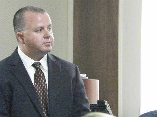 Broward Sheriff's Deputy Brian Swadkins is not guilty of falsifying a police report, a Broward jury decided Thursday.