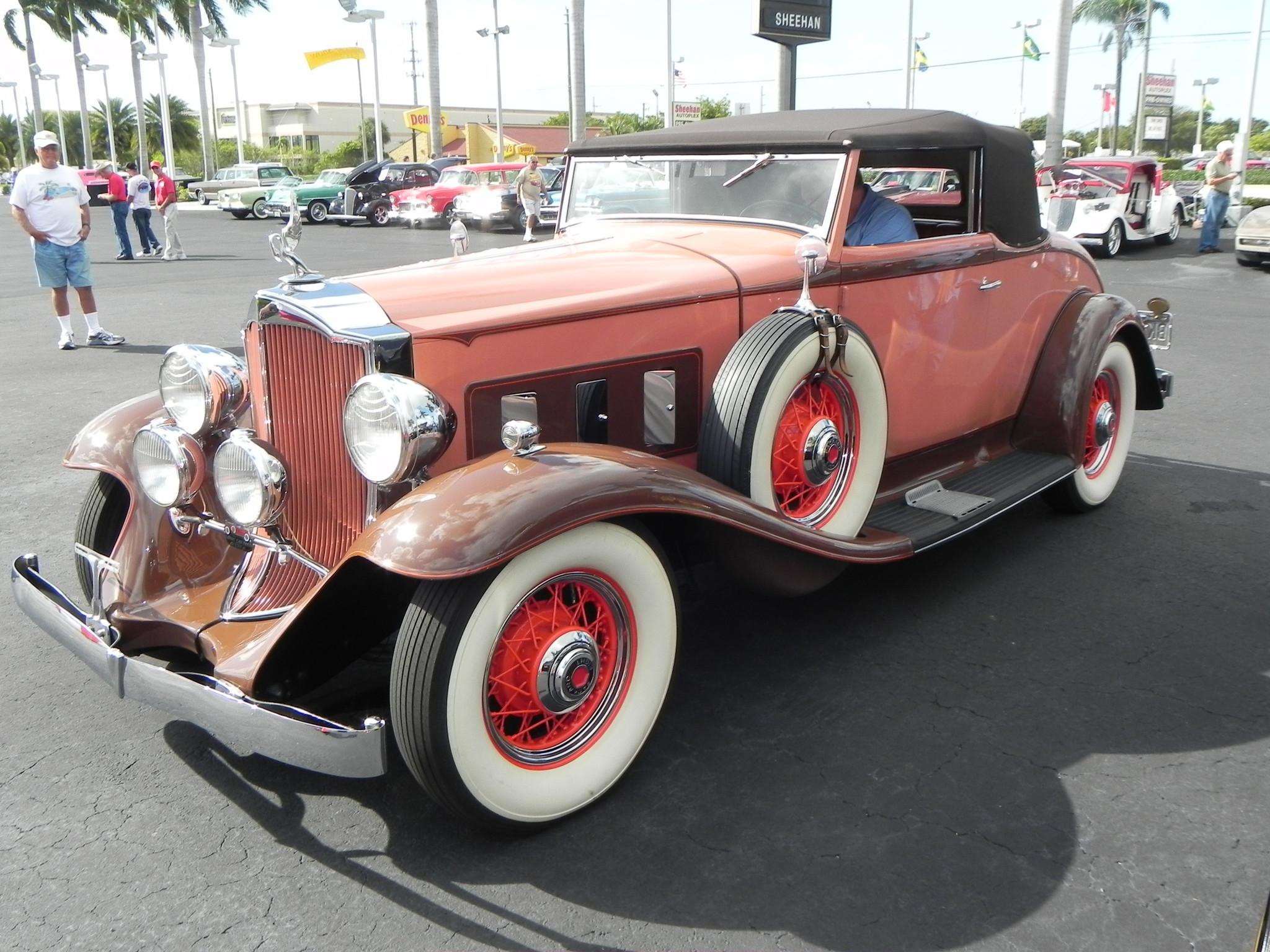 Antique And Classic Car Photo Gallery Southfloridacom - Pompano car show
