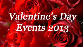8 Local Valentine's Day Events 2013