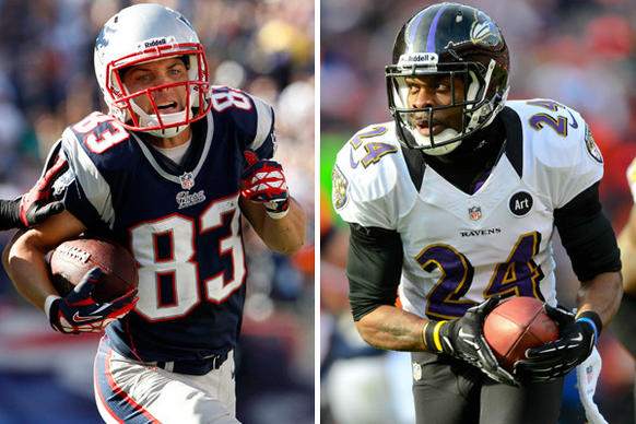 The Ravens need to be aggressive early and put their hands on the Patriots receivers. If the Ravens defenders can slow them down at the line of scrimmage, they can throw off the timing patterns of quarterback Tom Brady. Lloyd and Welker can gain yards after the catch.<br>
