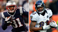 Patriots CB Aqib Talib vs. Ravens WR Torrey Smith