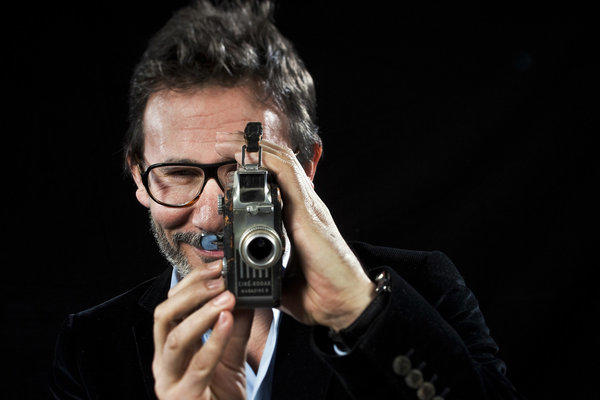 """The Artist"" director Michel Hazanavicius."
