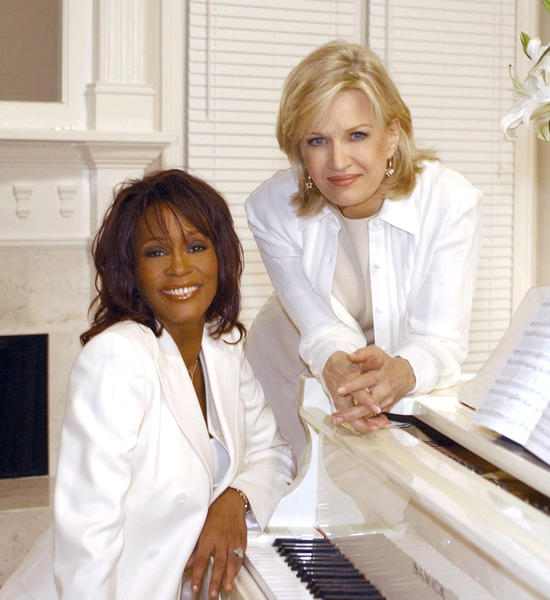 "Amid rumors of a drug addiction and a shocking drop in weight, singer Whitney Houston sat down with Diane Sawyer of ABC News at her Atlanta home to confront the charges. Did she smoke crack? ""Crack is whack,"" she said by way of denial. But she did fess up to using drugs, alcohol, cocaine and pills ""at times."" In February 2012, she died in a tub at the Beverly Hilton Hotel, which an autopsy showed was from the effects of cocaine use and heart disease."