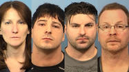 Prosecutors: Schaumburg cops caught on tape robbing drug dealers