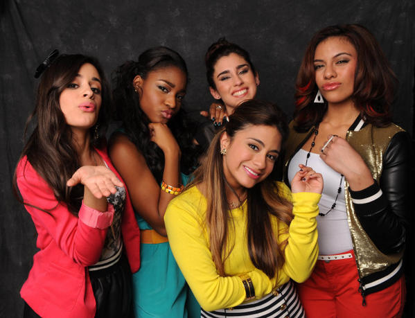 """The members of Fifth Harmony were solo singers before they were put together for """"The X Factor."""""""