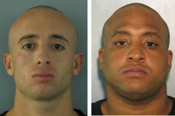 Photos: Corey Lee Soares (l); Keith Leo Woods / Charlotte County Sheriff's Office