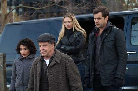 The series finale of 'Fringe' on Fox