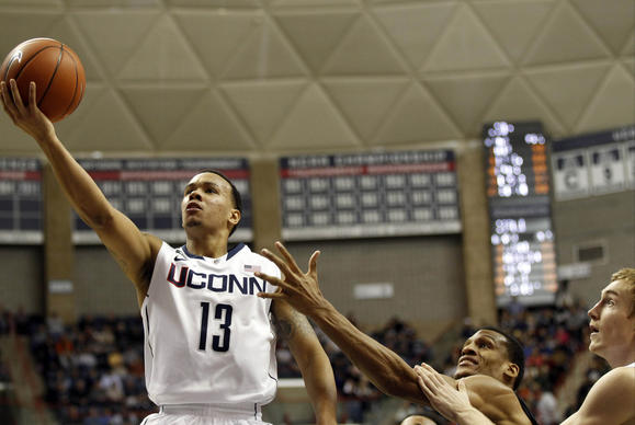 Shabazz Napier hopes to play against Pitt.
