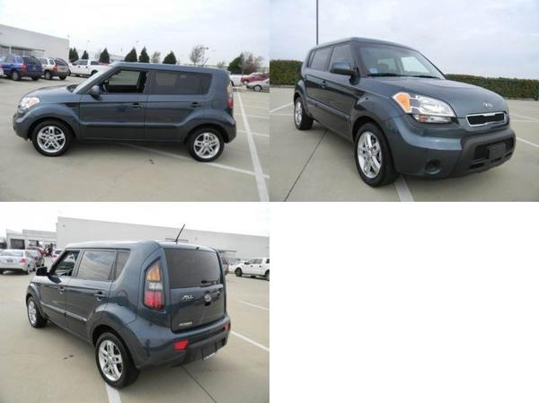 The Dallas, Texas office of the FBI says confessed serial killer Israel Keyes, who committed suicide Dec. 2 at the Anchorage Jail, may have been stuck in mud during a trip from Feb. 12 to Feb. 16 while driving a rented blue 2011 Kia Soul like this one in the Dallas-Fort Worth area. Anyone who had contact with Keyes or the vehicle in Texas during that time period is asked to call 1-800-CALL-FBI.