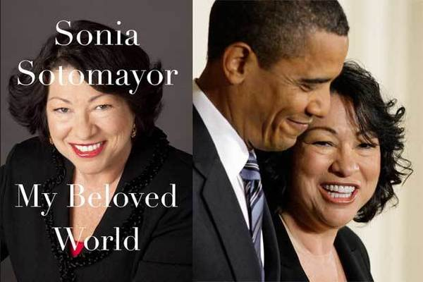 President Obama announces Sonia Sotomayor, then a federal appeals court judge, as his nominee for the Supreme Court on May 26, 2009.