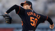 Orioles right-hander Miguel Gonzalez, whose Cinderella 2012 season ended with an invitation to pitch for Mexico in the World Baseball Classic, has decided he won't participate in the March tournament.