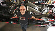 George Barris, creator of the Batmobile