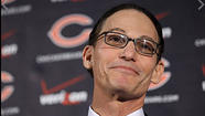 Photo gallery: Bears coach Marc Trestman