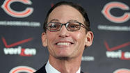 Photo gallery: New Bears coach Marc Trestman