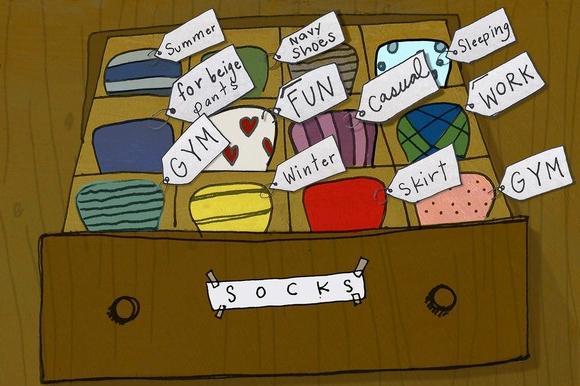 Socks-a-palooza