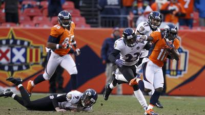 Ravens 'upset' after special teams errors vs. Broncos