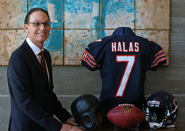 Marc Trestman is the new head coach of the Bears.