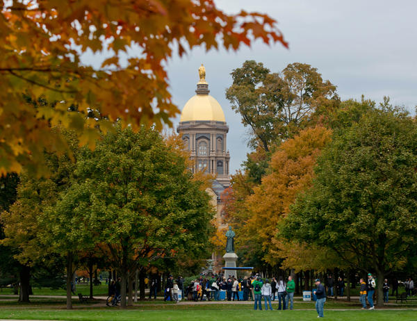 Notre Dame has been embroiled in its share of scandals in the past few years.