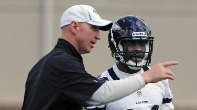Ravens' Rosburg was a candidate for Chicago Bears' head coachin…