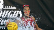 Photo Gallery: Burroughs v. Glendale Pacific League girls water polo