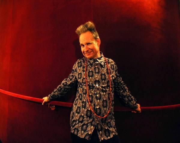 Opera director Peter Sellars
